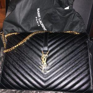 Yves Saint Laurent Briefcase Bag